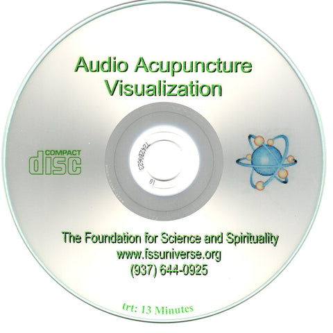 visualization energy audio CD