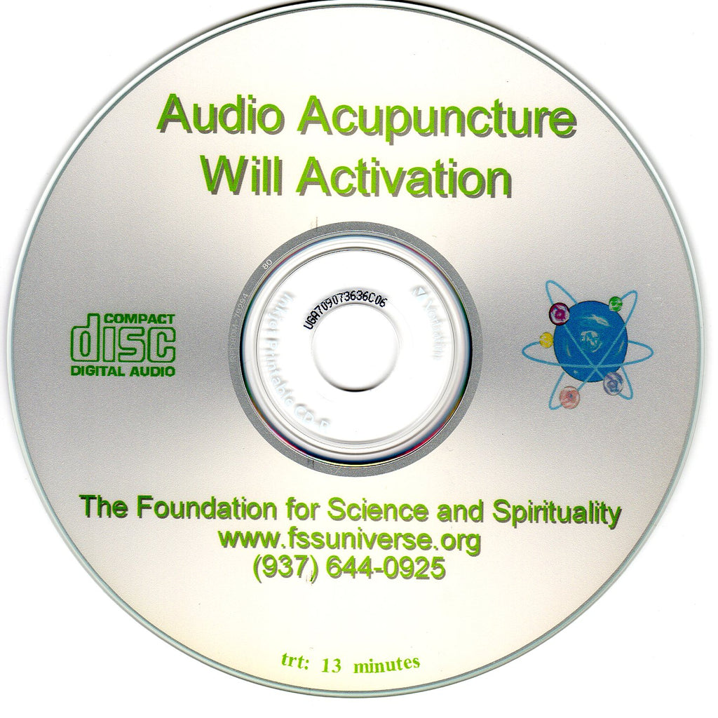 will activation energy audio CD