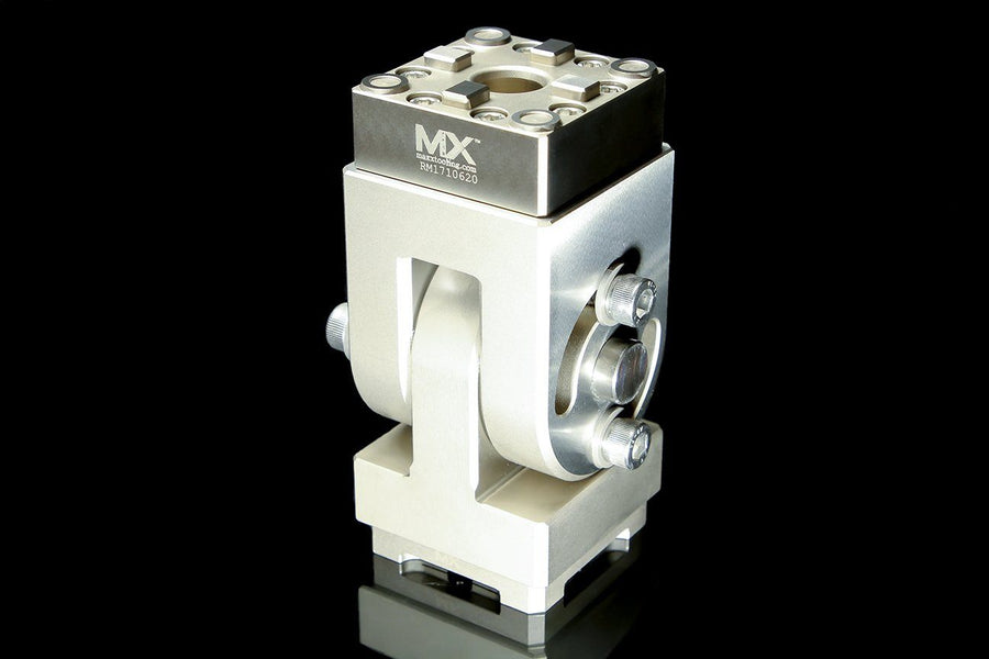 Custom MaxxMacro 70 HP Heavy Duty Angled Adapter