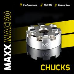 MaxxMacro and MaxxMagnum Manual and Pneumatic Chucks