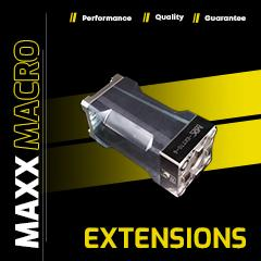 MaxxMacro Extensions, Vertical and Horizontal