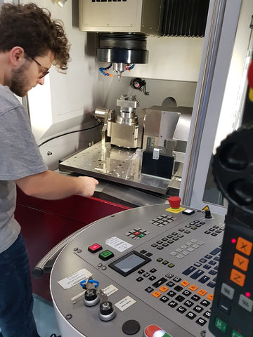 5 axis Vise