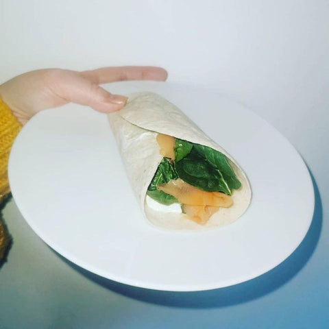 Boombod Diet Meal Example - Heather's Wrap
