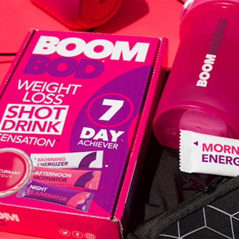 boombod 7 day achiever and sachets
