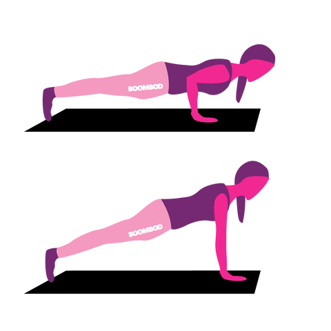 Boombod - Push Up Graphic