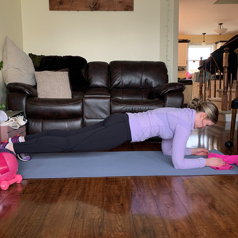 Boombod Plank Exercise For Weight Loss