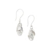 Silver Waterfall Cascade Earrings