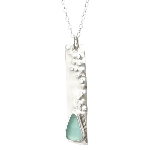 Sea Glass Drift Pendant