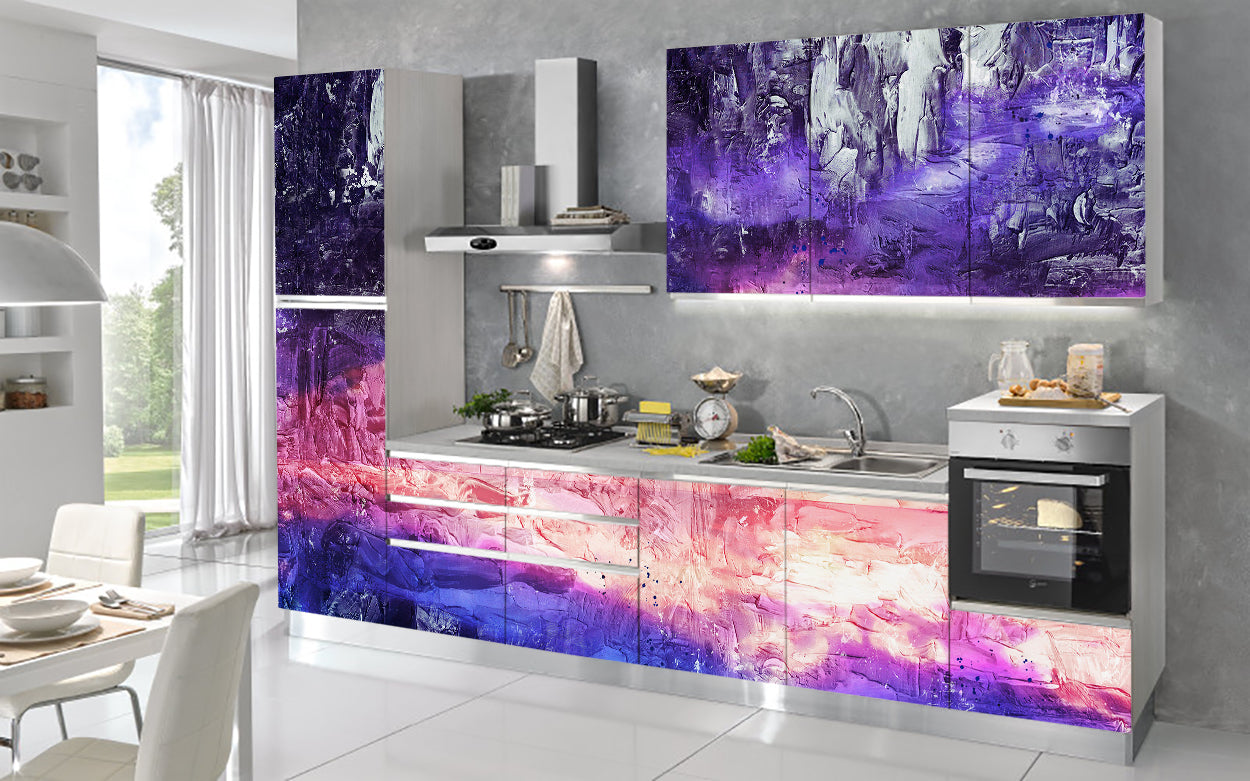 Cucina  Pink Purple - Secretworlds