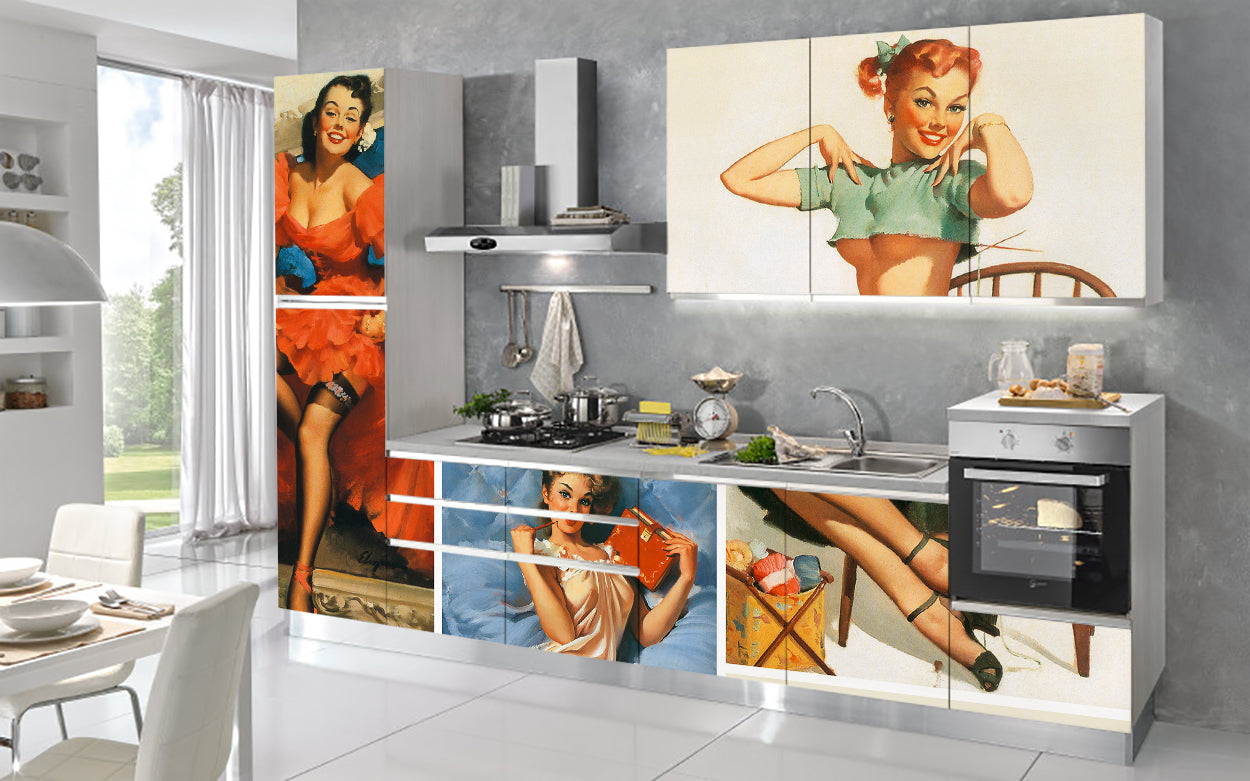 Cucina Pin Up - Secretworlds