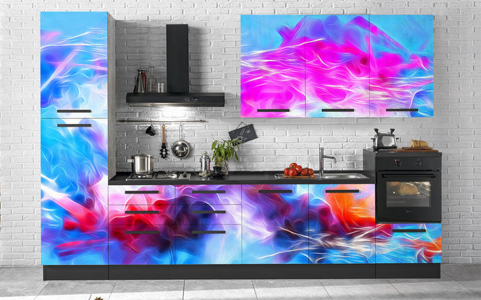 Cucina Vivid Color - Secretworlds