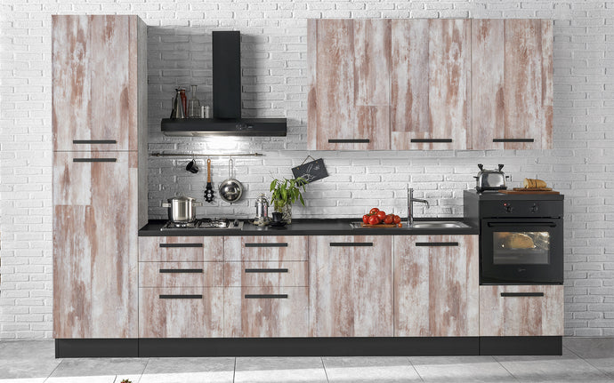 Cucina White Paint Wood - Secretworlds