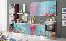 Cucina Paint Girl - Secretworlds