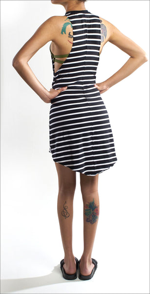 R1 High-Low Dress