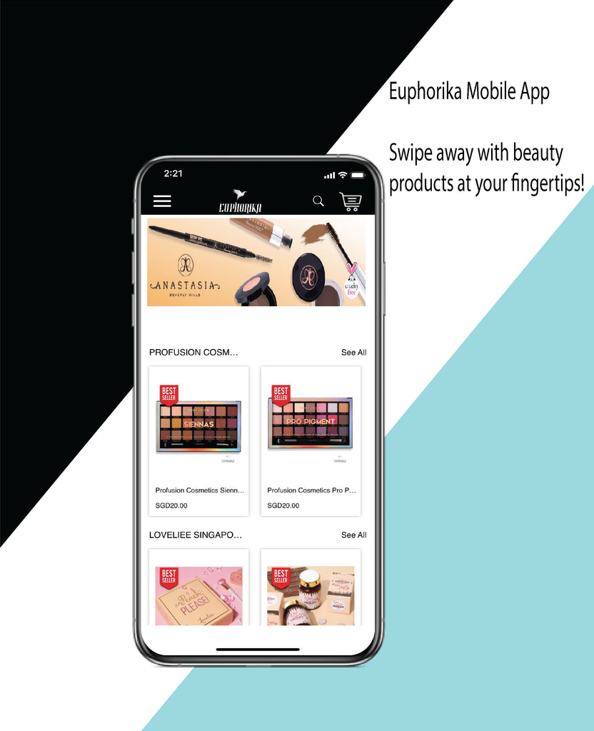Download Euphorika App
