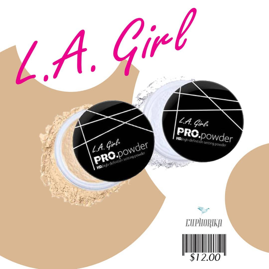 LA Girl HD Pro Setting Powder (not valid for customers)