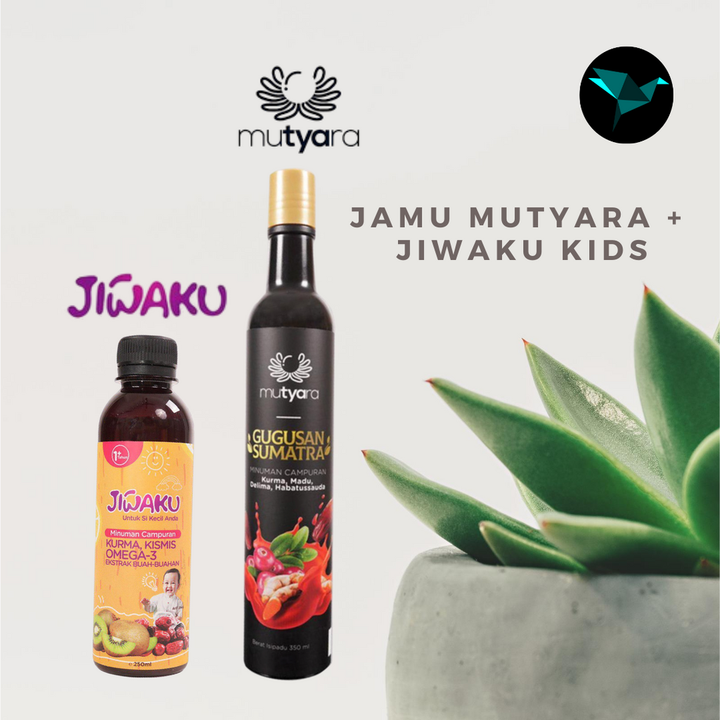 Mutyara x Jiwaku Kids (not valid for customers)