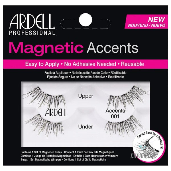 Ardell Magnetic Lashes Accents 001 Eyes