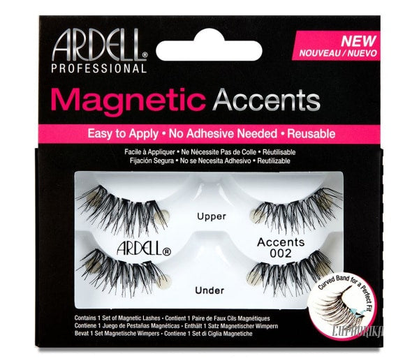 Ardell Magnetic Lashes Accents 002 Eyes