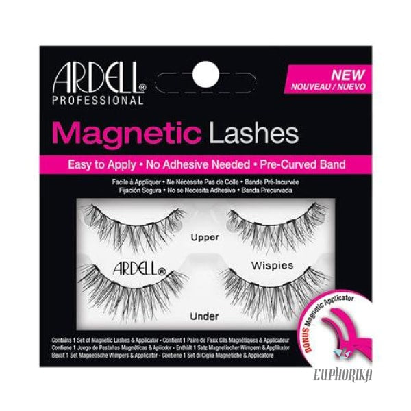 Ardell Magnetic Lashes Wispies Eyes