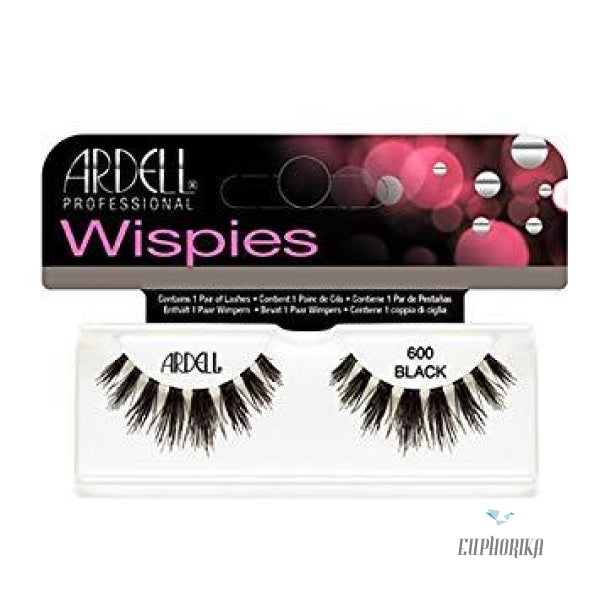Ardell Wispies - 600 Black Eyes