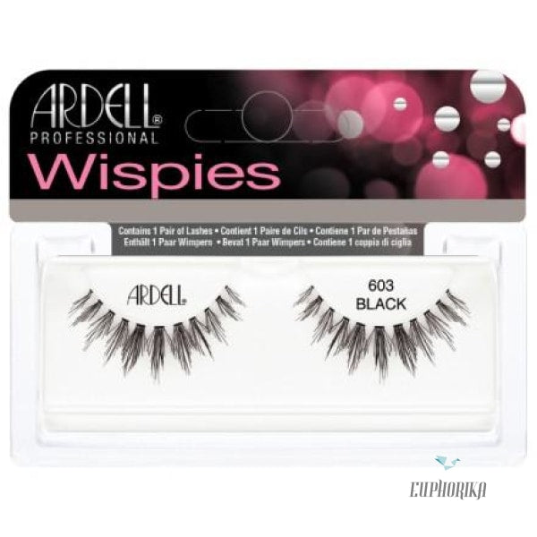 Ardell Wispies - 603 Black Eyes