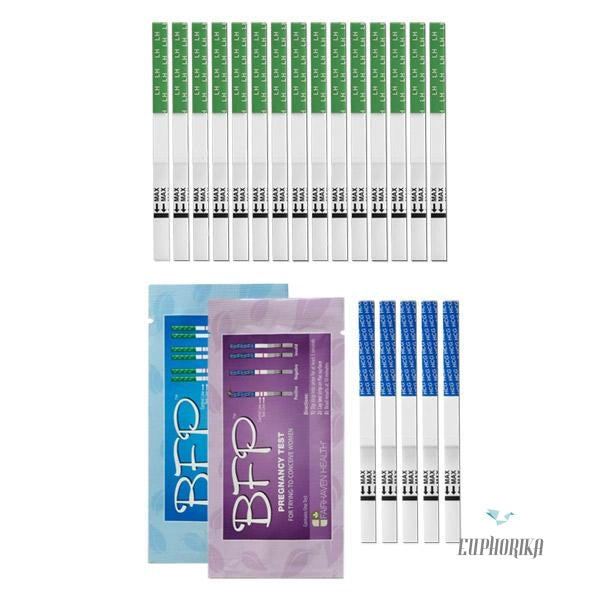 Bfp Bundle Ovulation & Pregnancy Tests Little (20 Test Strips)