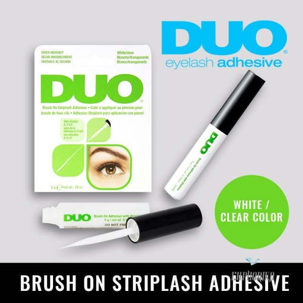 Duo Brush On Striplash Adhesive Tools