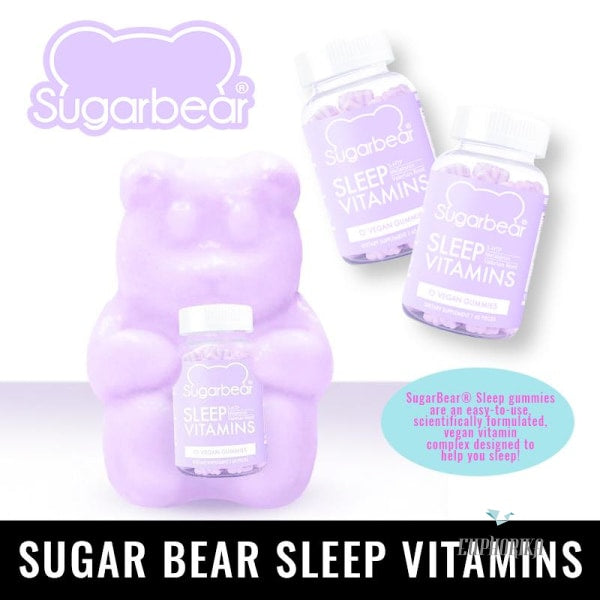 Sugarbear Sleep Vitamins Beauty