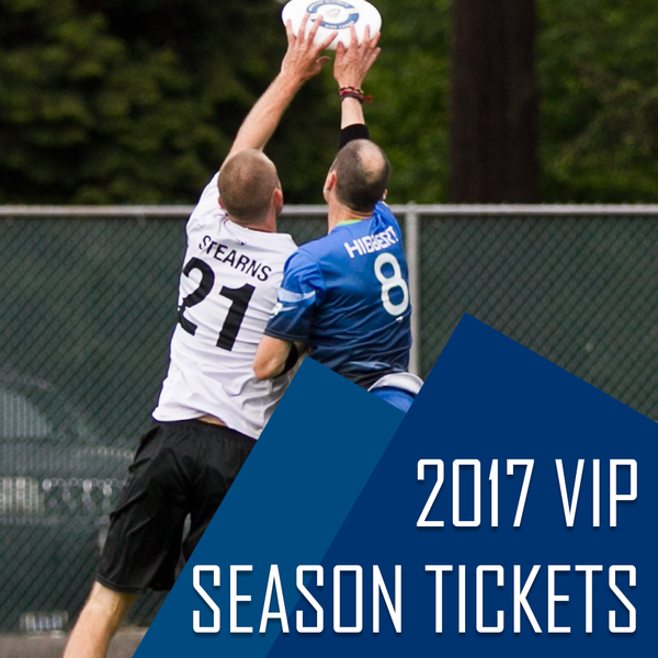 2017 VIP Season Ticket