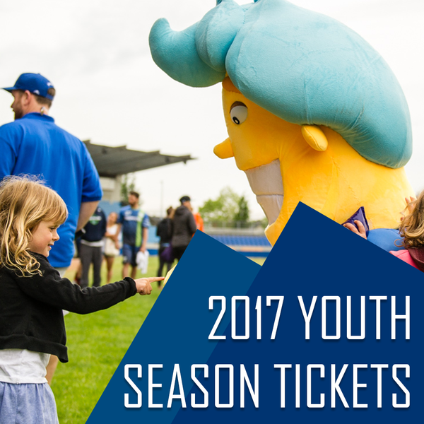 2017 Youth Season Ticket (Ages 13-19)