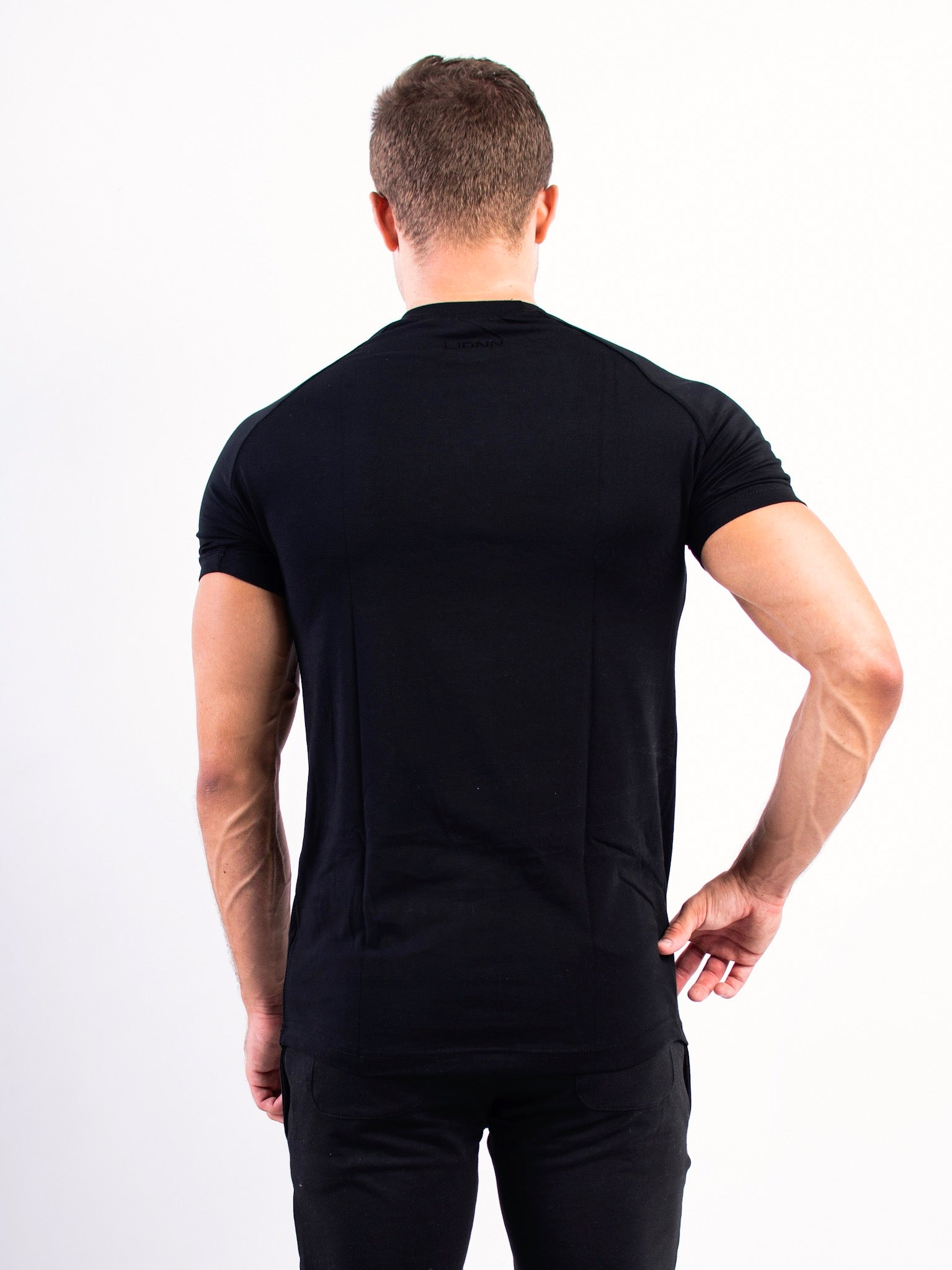 Fitness n' chill T-shirt Black