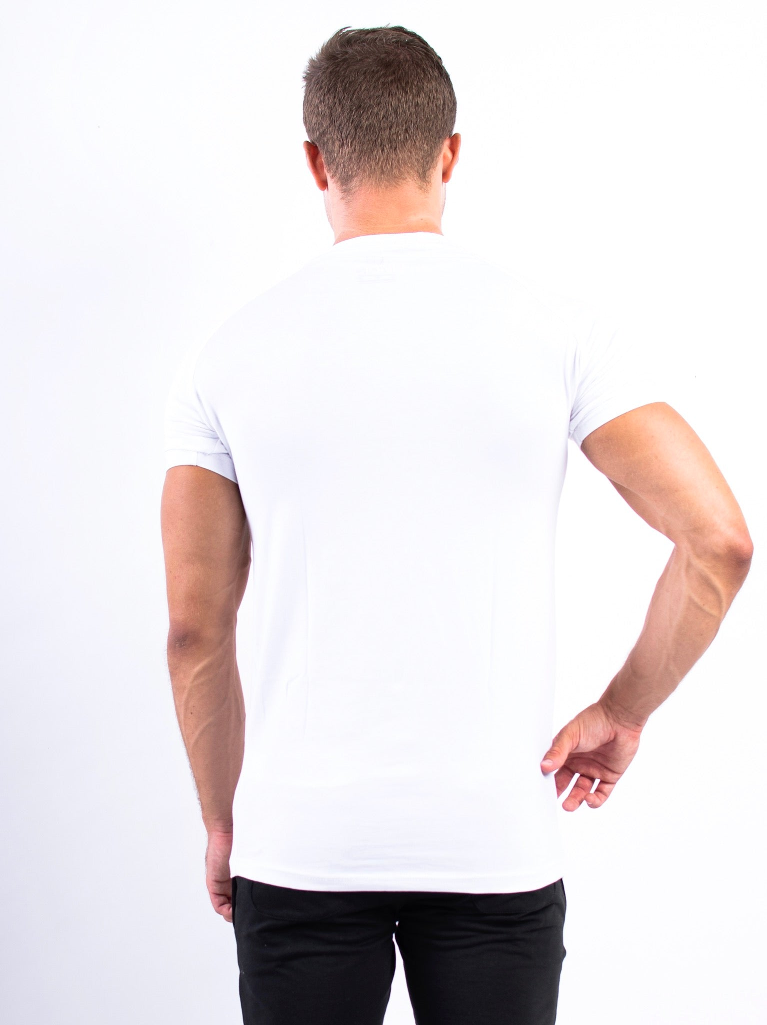 Fitness n' chill T-shirt White