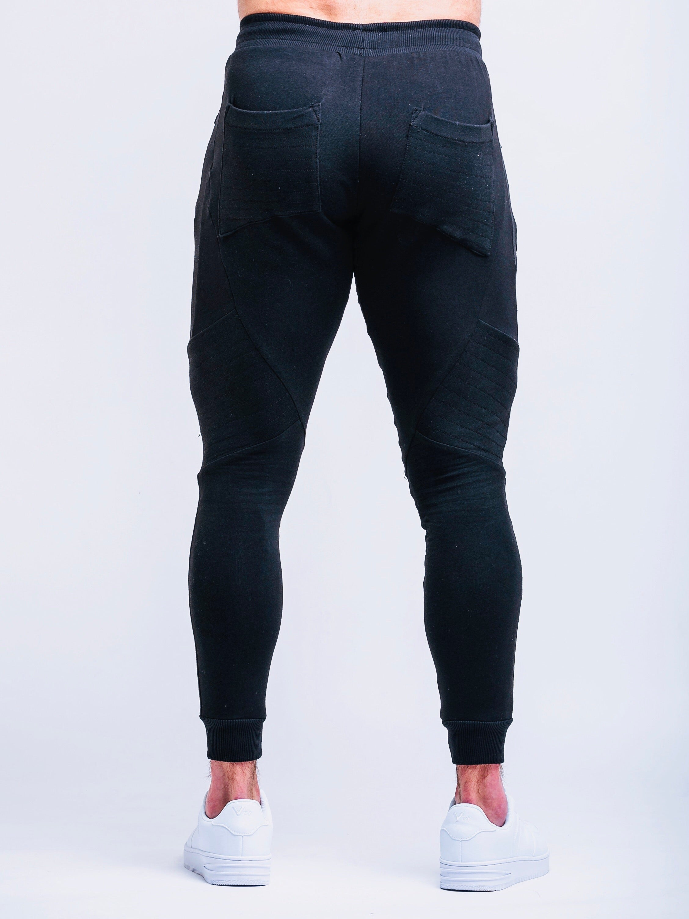 Panel Bottoms Black