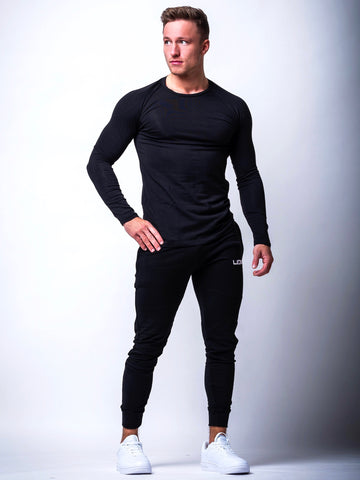 Premium Long Sleeve Black