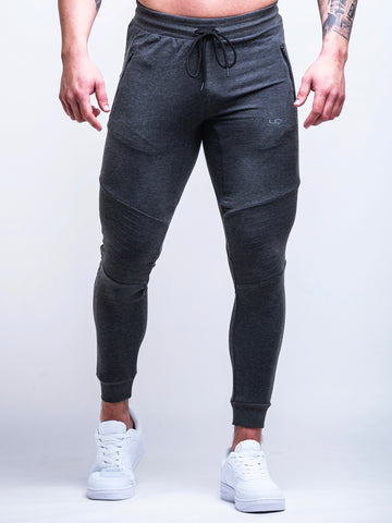 Panel Bottoms Charcoal