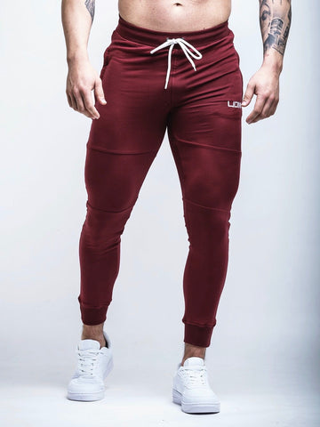 Fitness n' chill Joggers Maroon