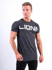 Statement T-shirt Charcoal