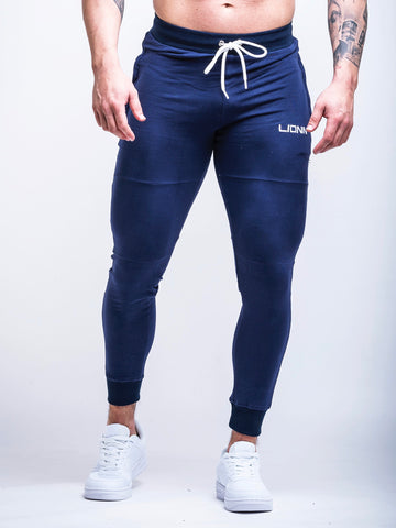 Fitness n' chill Joggers Navy Blue
