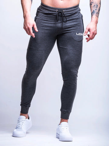 Fitness n' chill Joggers Charcoal