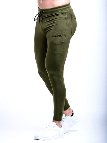 Fitness n' chill Joggers Olive Green