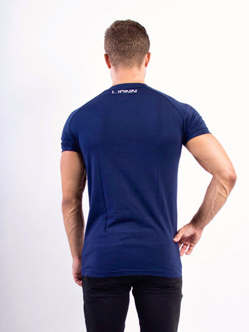 Mane T-shirt Navy Blue