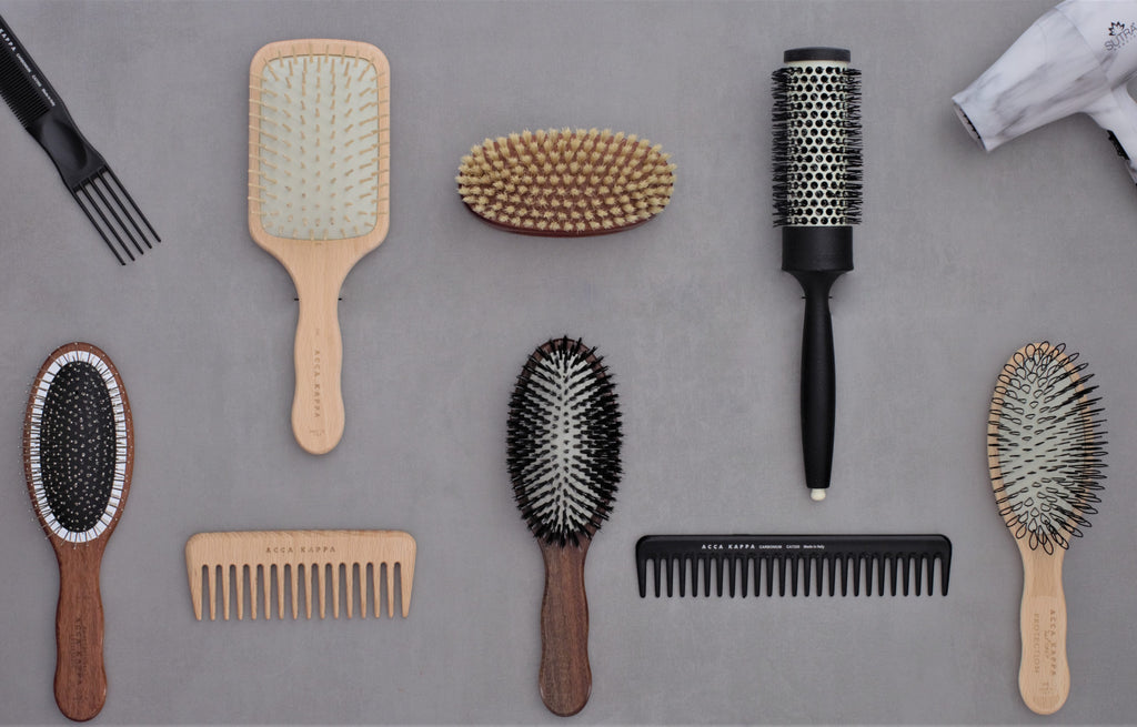 8 Benefits of a High Quality Hairbrush