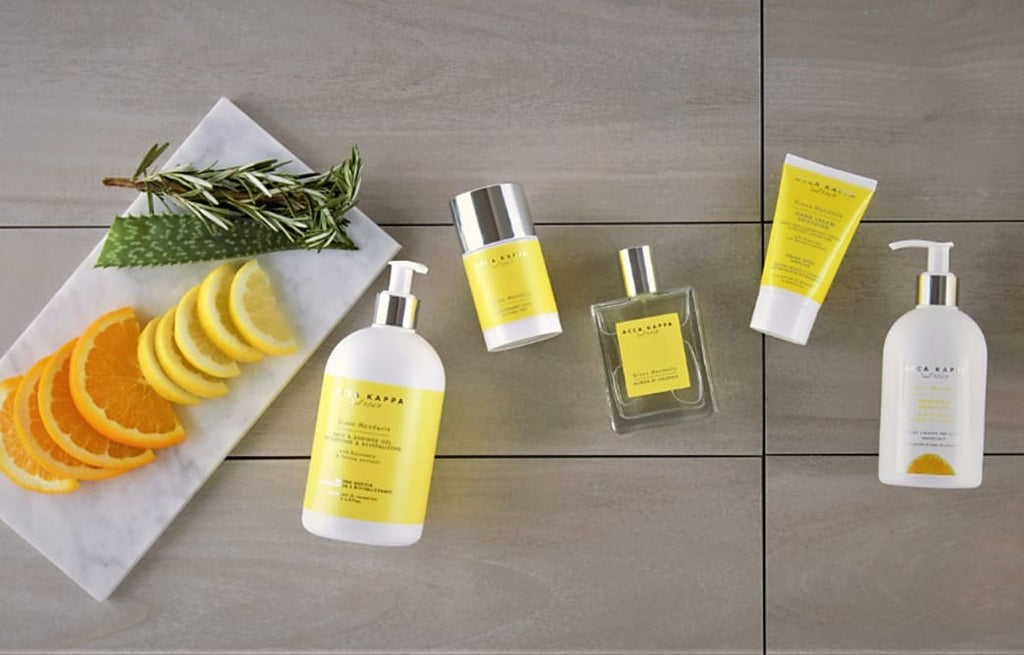 Energizing & Feel-good Scents