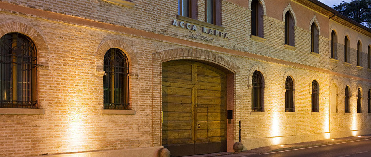 Acca Kappa Headquarters and Factory in Italy