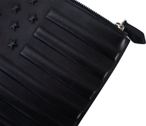 GIVENCHY AMERICAN FLAG ANTIGONA CLUTCH - leefluxury.com