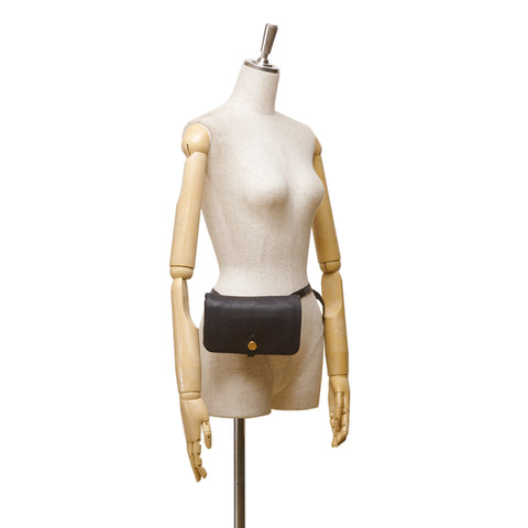 HERMES DOGON WAIST BELT BAG on Leef luxury authentic designer resale consignment