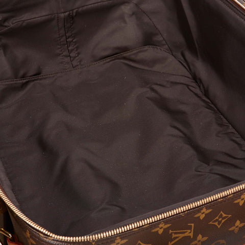 LOUIS VUITTON MONOGRAM BOSPHORE 50 TROLLEY LUGGAGE Shop the best value on authentic designer resale consignment on Leef Luxury.
