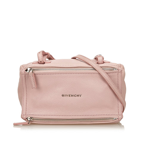 GIVENCHY MINI PANDORA BAG Shop the best value on authentic designer resale consignment on Leef Luxury
