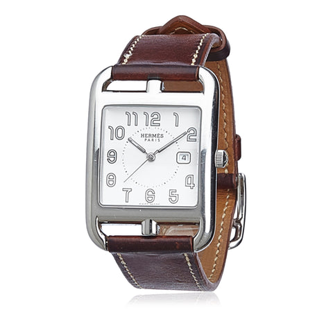 HERMÈS CAPE COD WATCH - leefluxury.com